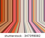 colorful fabric plaid ... | Shutterstock . vector #347398082