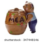 bear figurine   Shutterstock . vector #347448146