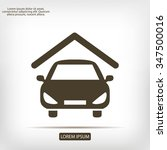 car icon | Shutterstock .eps vector #347500016