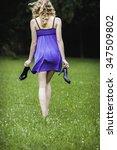 Young Woman  Twenty Five Years...