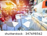 abstract blurred event with... | Shutterstock . vector #347698562