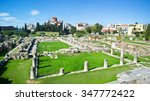 The Ancient Cemetery Of Athens...
