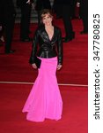 Small photo of LONDON - OCT 26, 2015: Darcey Bussell attends James Bond Spectre film premiere on Sep 26, 2015 in London