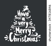 Have A Very Merry Christmas....
