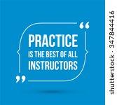 vector inspirational... | Shutterstock .eps vector #347844416