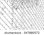 distress overlay texture for... | Shutterstock . vector #347880572