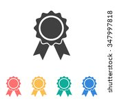 award icon | Shutterstock .eps vector #347997818