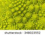 Romanesco Broccoli Fractal...