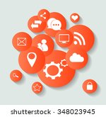 social media icons for...