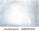 silver background with texture... | Shutterstock . vector #348099302