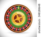 casino gambling game graphic... | Shutterstock .eps vector #348188648