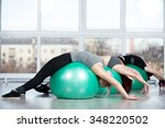 Fitness Practice  Group Of...
