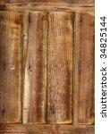old brown wood | Shutterstock . vector #34825144