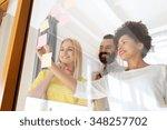 business  startup  planning ... | Shutterstock . vector #348257702