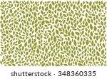 green on white natural nature... | Shutterstock .eps vector #348360335