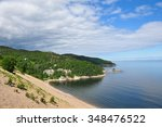 Sand Dunes In The Region Of...