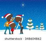 vector illustration. happy... | Shutterstock .eps vector #348604862