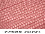 knitted striped texture ... | Shutterstock . vector #348619346