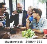 people meeting friendship