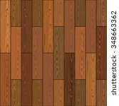 texture wood illustration.... | Shutterstock .eps vector #348663362