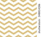 classic chevron stripe glitter... | Shutterstock .eps vector #348814286