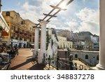 Capri  Italy   November 8  2015....
