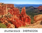 Inspiration Point  Bryce Canyo...