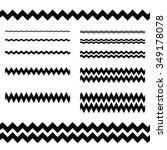 graphic design elements  ... | Shutterstock .eps vector #349178078