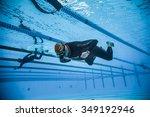 montreal  circa june 2014   two ... | Shutterstock . vector #349192946