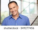 human face. | Shutterstock . vector #349277456