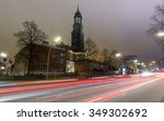St. Michaelis Church Hamburg...