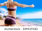 gym. | Shutterstock . vector #349419182