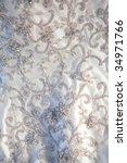 part of the wedding dress | Shutterstock . vector #34971766