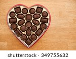 Heart Box Of Chocolates ...