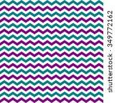 purple  teal   white chevron...   Shutterstock .eps vector #349772162