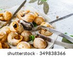 Snails As Gourmet Food