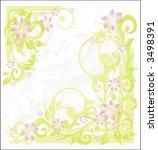 vector pattern | Shutterstock .eps vector #3498391