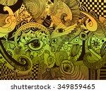 vector illustration ... | Shutterstock .eps vector #349859465