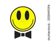 smiley face.vector illustration.   Shutterstock .eps vector #350049596
