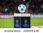 leverkusen  germany  december 9 ... | Shutterstock . vector #350095148