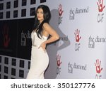 kylie jenner at the 2nd annual... | Shutterstock . vector #350127776