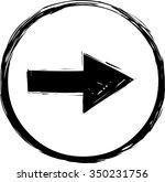 next arrow icon | Shutterstock .eps vector #350231756