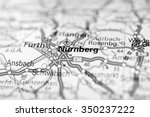 macro view of nurnberg  germany ...   Shutterstock . vector #350237222