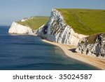 The Jurassic Coast By Durdle...