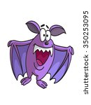 bat | Shutterstock . vector #350253095