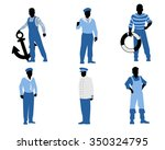 vector illustration of a six... | Shutterstock .eps vector #350324795