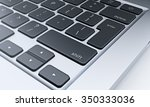 right fragment of a computer... | Shutterstock . vector #350333036