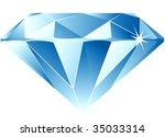 vector brilliant. | Shutterstock .eps vector #35033314
