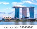 Singapore Feb 7  2015  Marina...