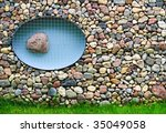 abstract background made with...   Shutterstock . vector #35049058